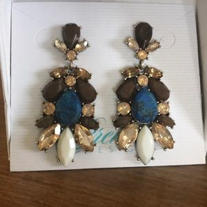 Premier designs laurel canyon earrings